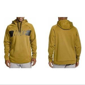 NIKE Boy's Therma Graphic Pullover Hoodie L
